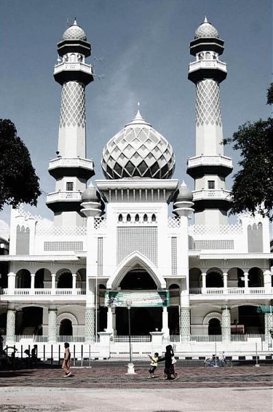 Masjid Jami Malang Malang Jl Merdeka Barat Alun Alun 3