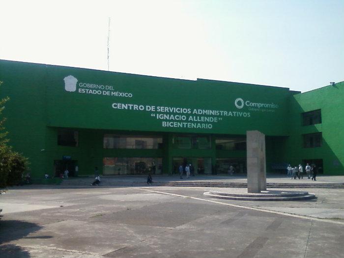 Centro de servicios administrativos rea conurbada de la for Oficinas bankia cercanas