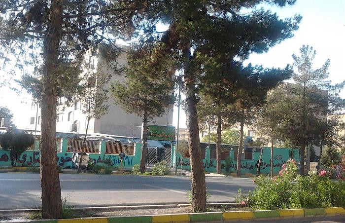 محل دائمی نماشگاههای بین المللی تهران بازارچه میوه و تره بار