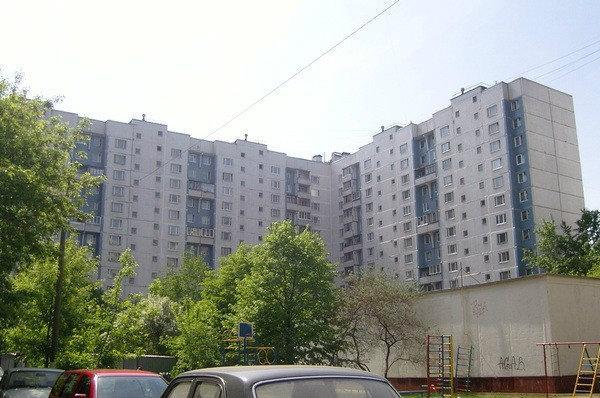 Алма-атинская ул., 4 - москва многоквартирный жилой дом, стр.
