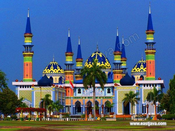 Masjid Agung Tuban Great Mosque Of Tuban Tuban