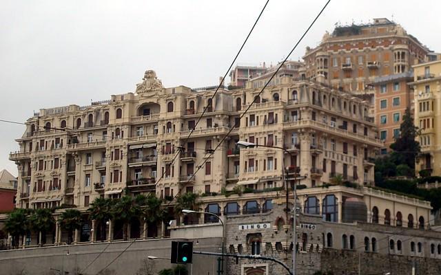 Grand Hotel Miramare Genova