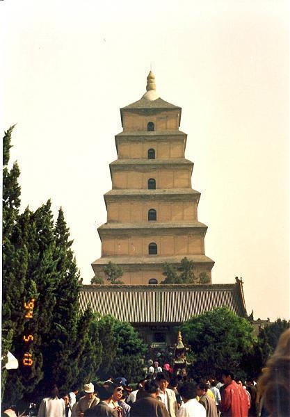 大雁塔の画像 p1_36