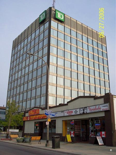 Td Canada Trust Downtown Kitchener