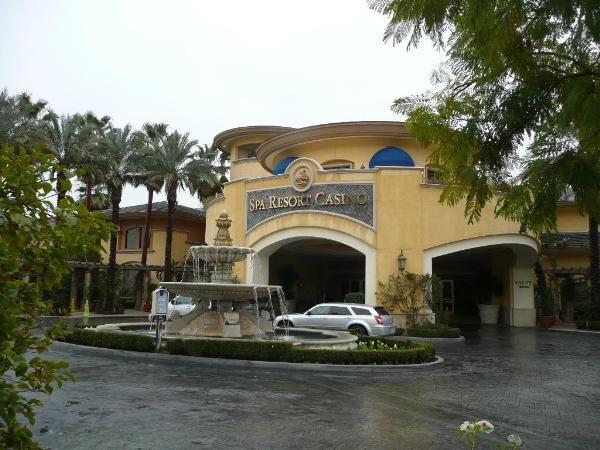 Spa casino palm springs california