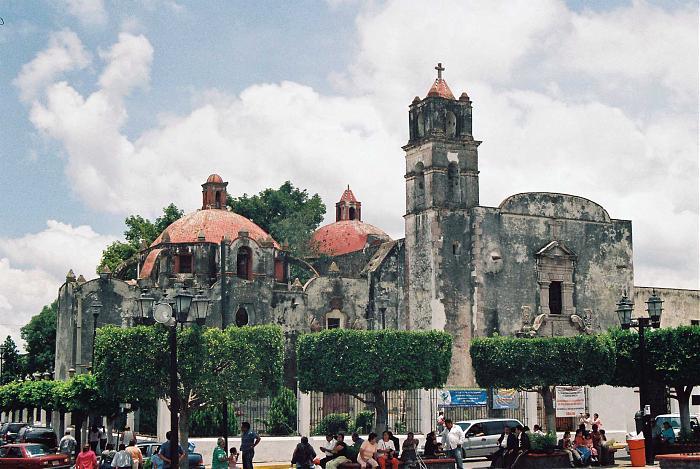 Ex Convento de San Diego