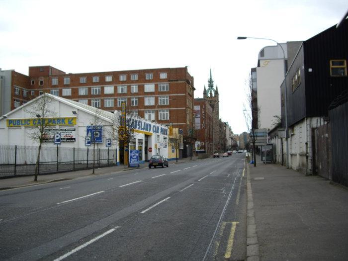Mccausland Car Park Belfast City