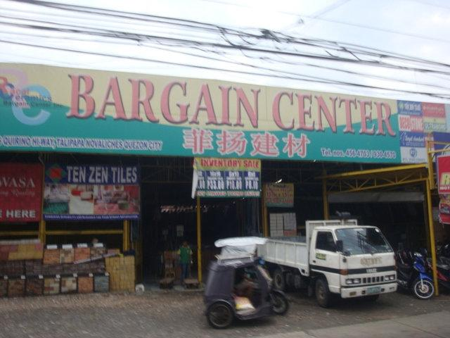 Bargain Center Tiles - Quezon City