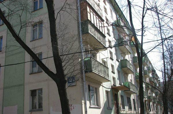 Жигулевская ул., 12к1 - продажа 2-комнатной квартиры, цена 6.