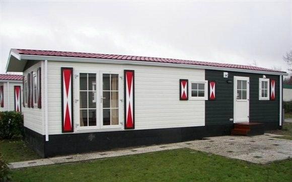 Mobilheim Kaufen Ijsselstrand : Mobilheim personen holland campings