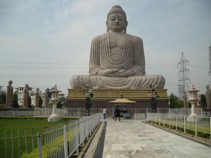 The Great Buddha Bodh Gaya