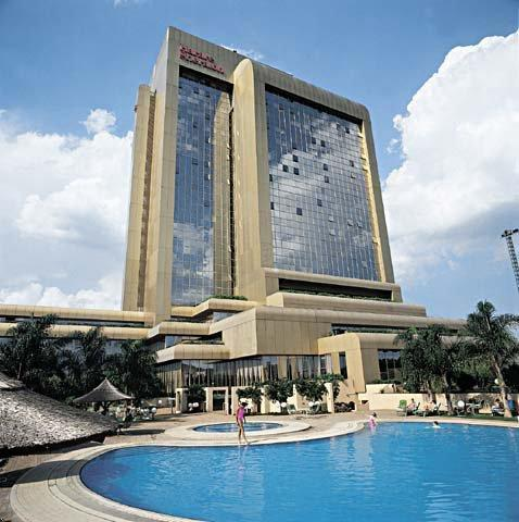 The Rainbow Towers Hotel Amp Conference Center Harare