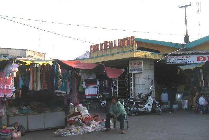 Kien Luong (Kien Giang) Vietnam  City new picture : Chợ Kiên Lương gồm 2 khu vực :