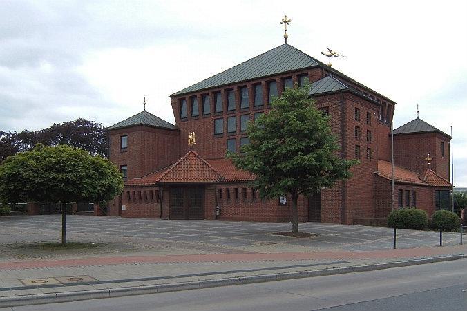 Kath. Kirche zur heiligen Familie - Bremen