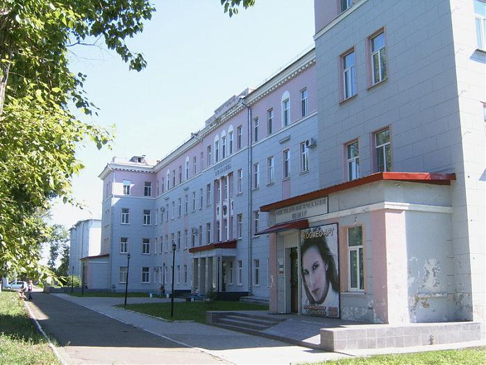 Больницы в кербулакского района