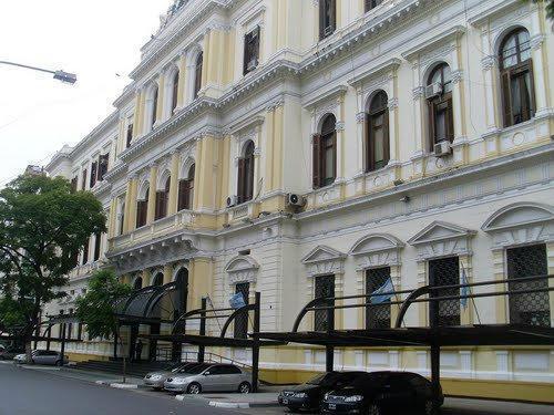 Departamento central de la polic a federal argentina for Oficina de policia