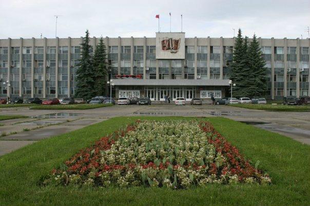 Город Сергиев Посад Ярославское шоссе.