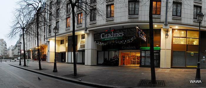 Citadines Les Halles Paris Hotel | Oyster.com Review