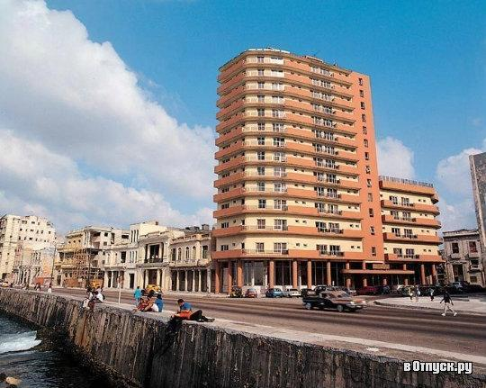Hotel deauville havana for Hotels deauville