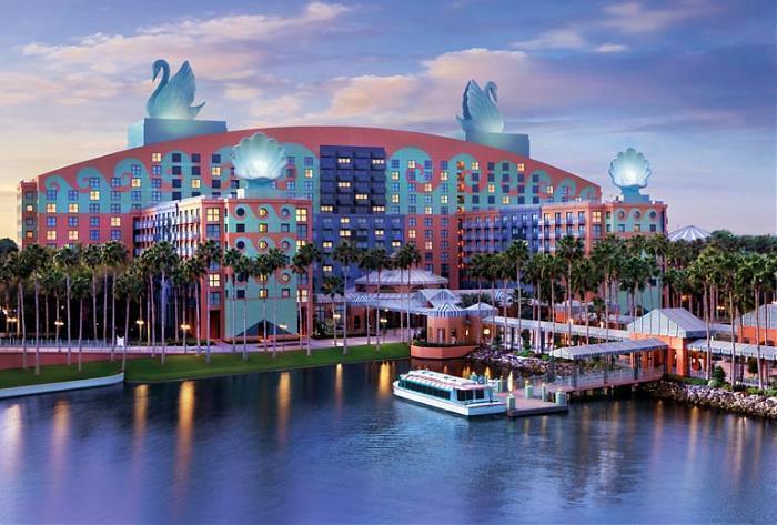Walt Disney World Swan Hotel Westin