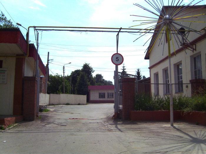 Щекинский огнеупорный завод