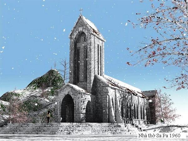 Nhà thờ Sapa