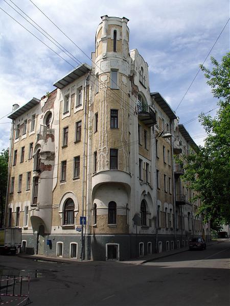 Бывший доходный дом н г тарховой