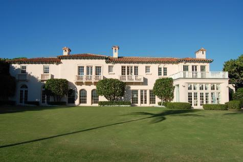 Villa Mizner Palm Beach