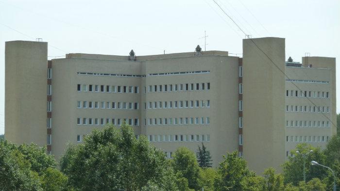 Ростовская городская больница 8