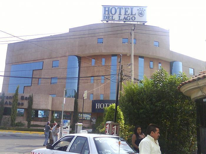 Hotel del lago rea conurbada de la ciudad de m xico for Hotel villa del lago