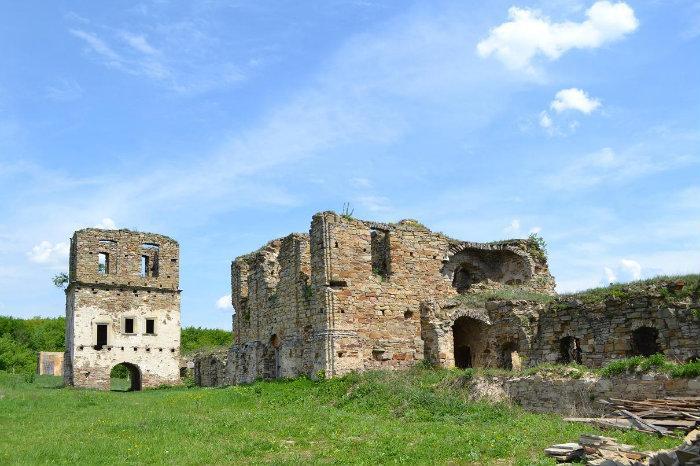 Підгорянський монастир (XII ст./1633р.) - Підгора