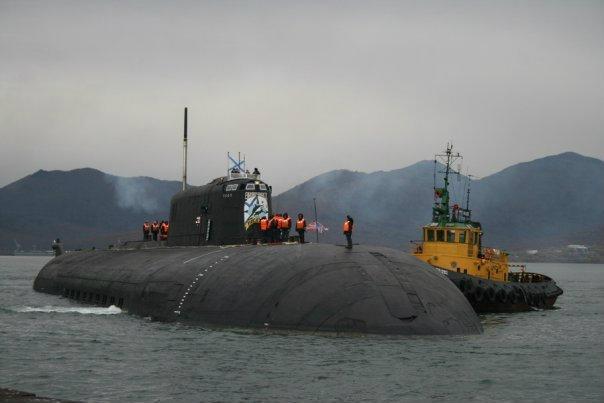к 132 подводная лодка
