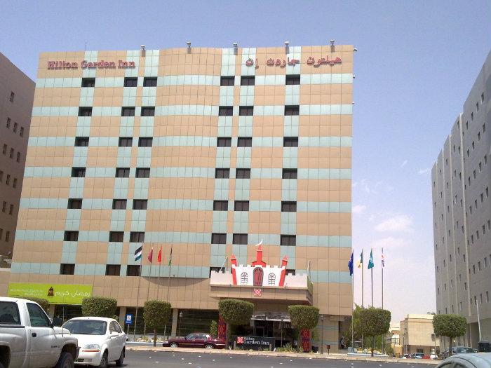 Hilton Garden Inn Riyadh Olaya Hotel Ar Riyadh
