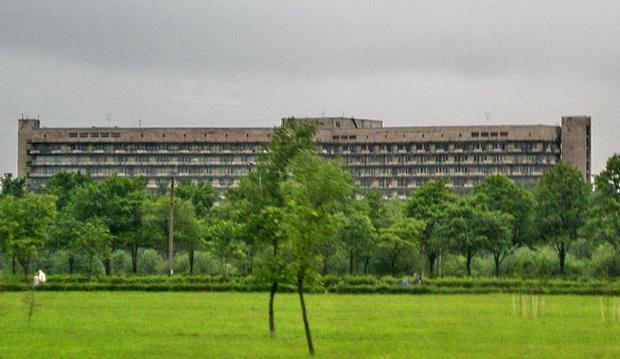 Адрес инфекционная больница красноярск