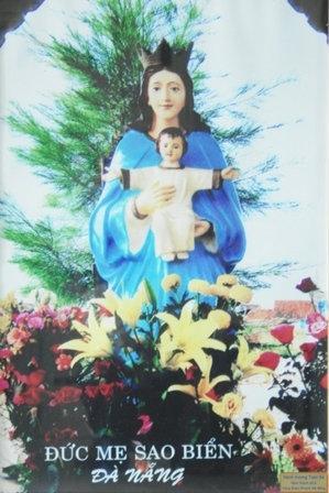 Đức Mẹ Sao Biển
