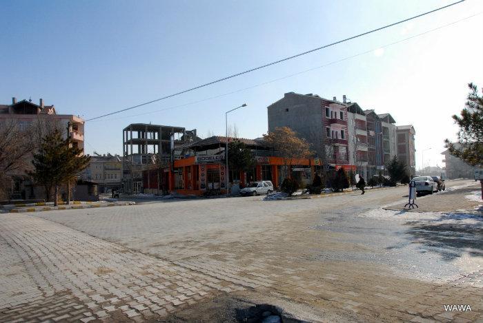 Sultanhani Kervansaray - Sultanhanı