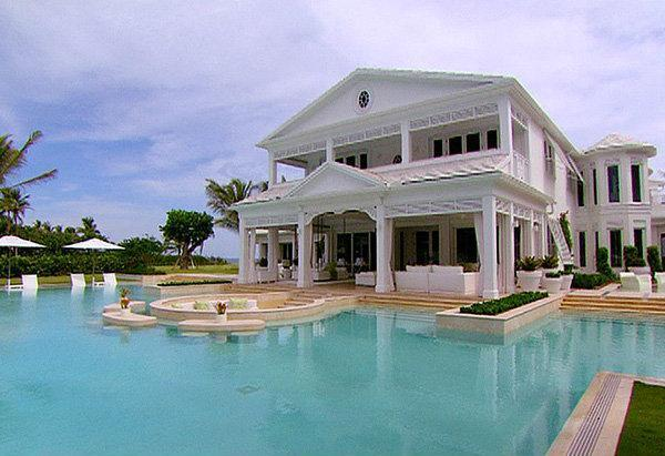 Celine dion 39 s florida beach house for Celebrity homes in florida