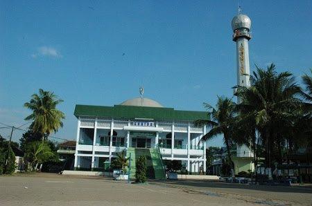 Masjid Jami Pondok Modern Gontor Ponorogo Desa Gontor