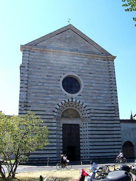 Chiesa di san francesco d 39 assisi pistoia chiesa for Chiesa di san leone pistoia
