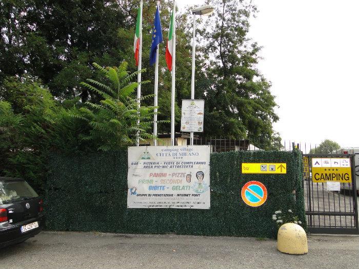 Camping Citta di Milano - Quinto Romano