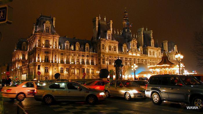 h tel de ville de paris paris bureau de poste mairie h tel de ville. Black Bedroom Furniture Sets. Home Design Ideas