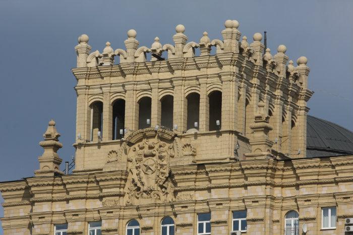Stalinist Architecture Housing