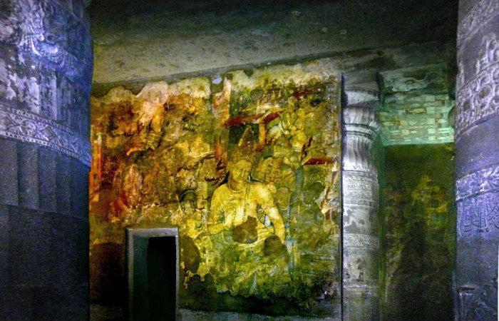 アジャンター石窟群の画像 p1_26