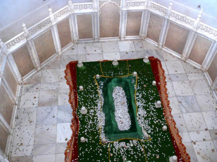 Dome of Bibi Ka Maqbara - Aurangabad