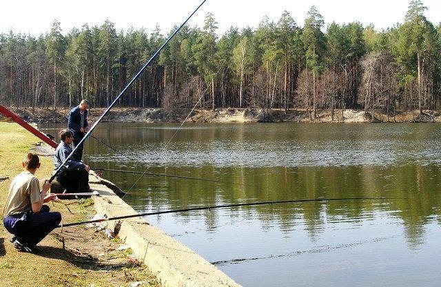 рыбалка в заречном свердловской области