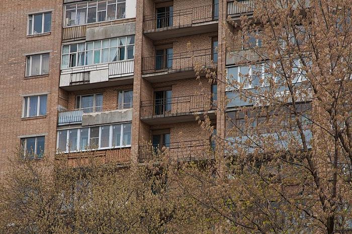 Остекление балкона в доме серии ii-6 башня вулыха - москва -.