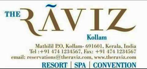 The Raviz Hotel Kollam
