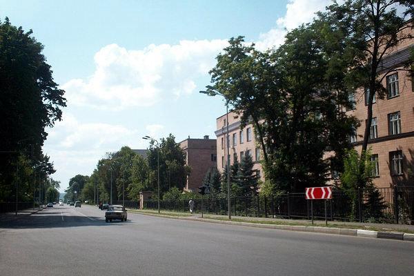 Больница кировского области