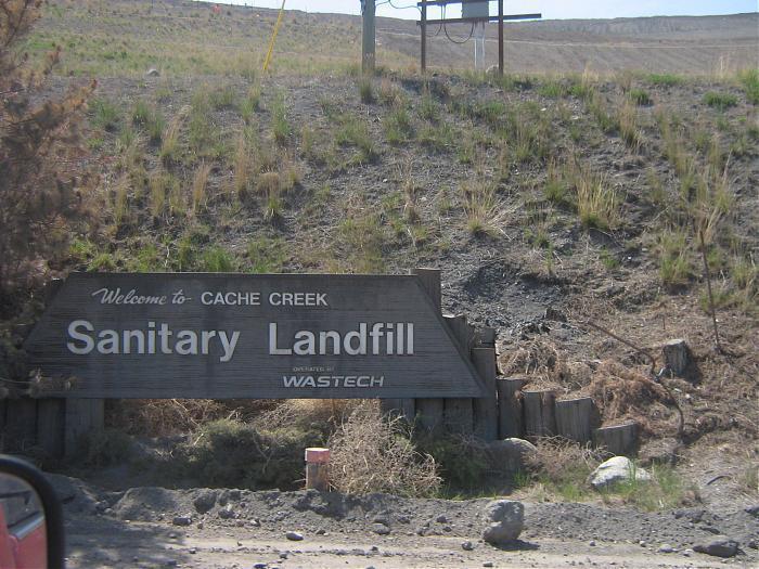 Maple Ridge Dump >> Cache Creek landfill