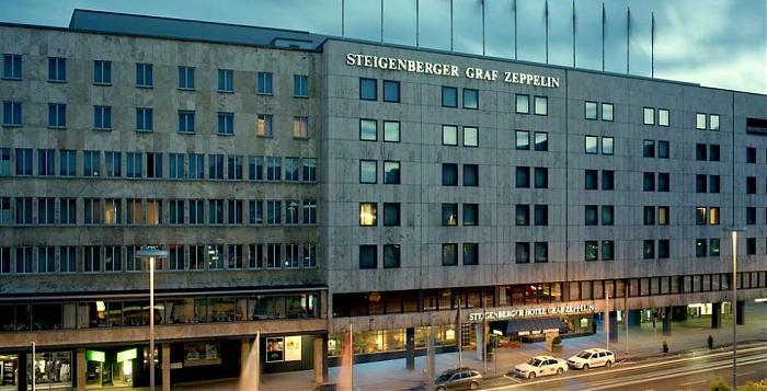 Hotel Stuttgart Nahe Musical Theater